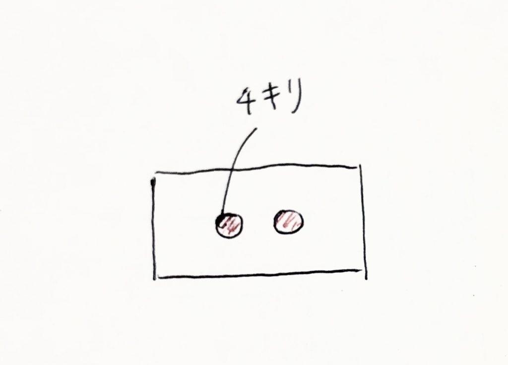 Rがあるマシニング2