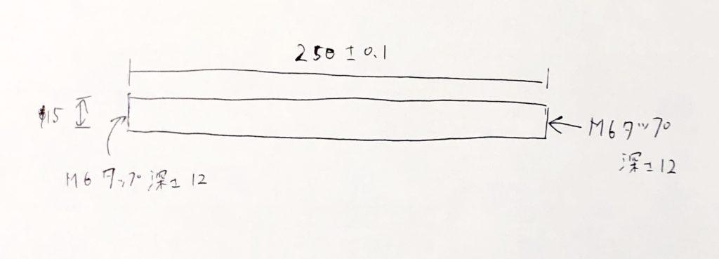 長物の数物1