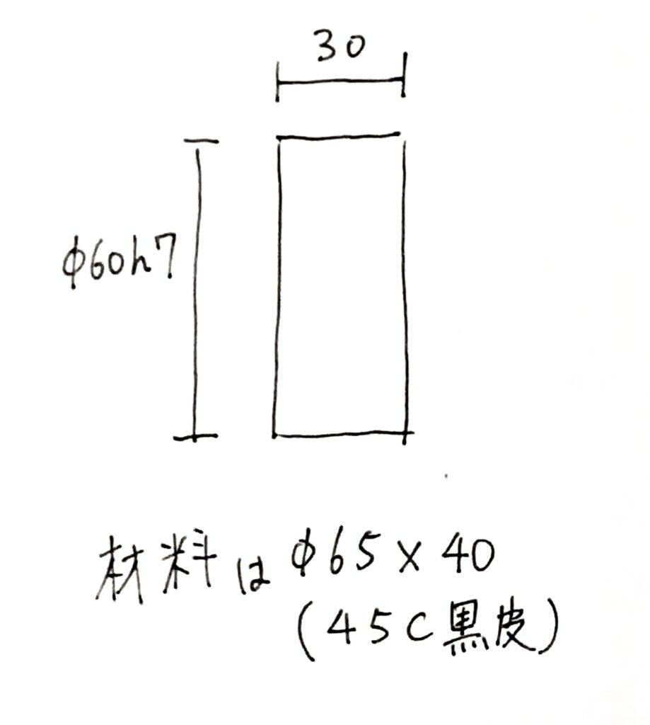 原点の図面